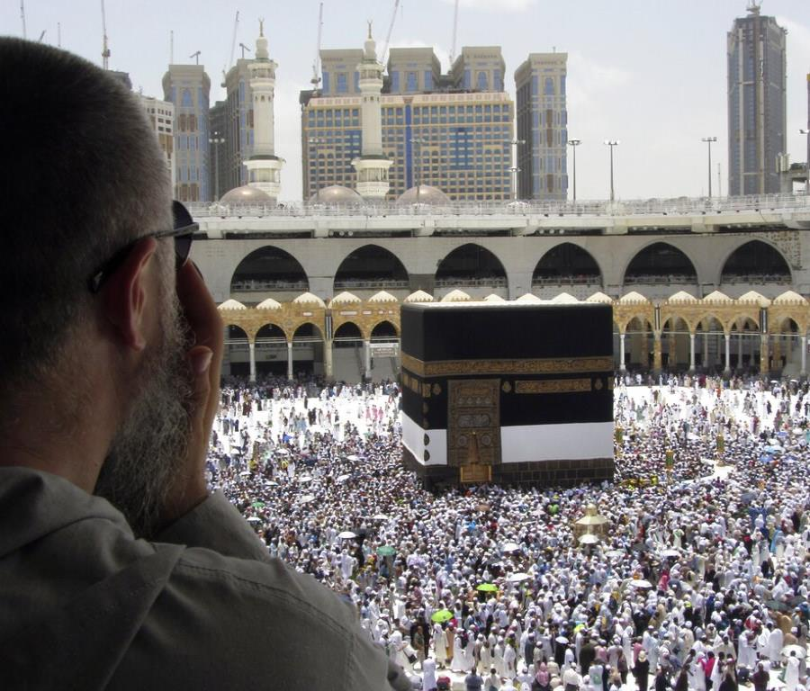 Más de dos millones de musulmanes iniciaron la peregrinación a La Meca