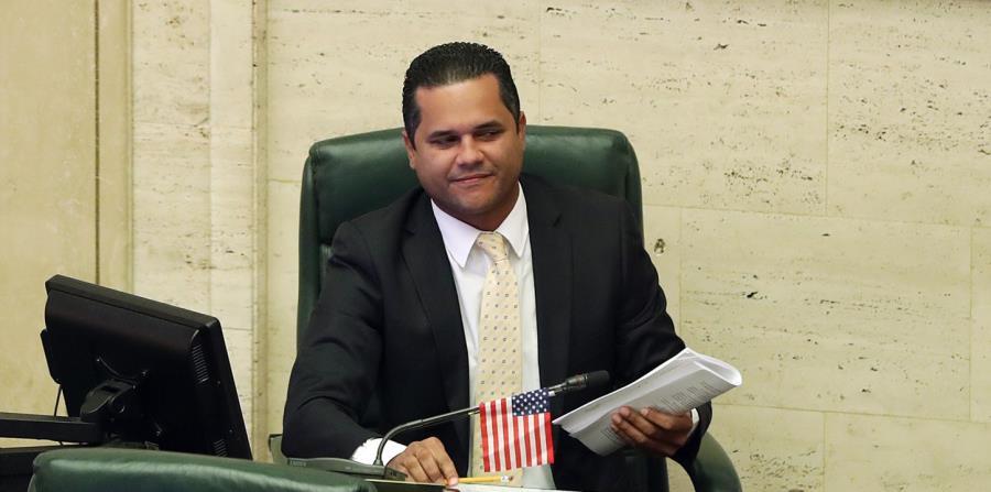 Ramón Rodriguez Ruiz podría perder hoy su escaño como representante del distrito de Aibonito, Coamo, Santa Isabel, Salinas. (GFR Media) (horizontal-x3)