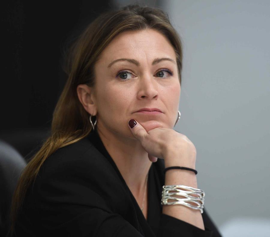 Las cuentas de banco de la exsecretaria de Educación Julia Keleher están bajo el foco de los federales. (GFR Media) (semisquare-x3)