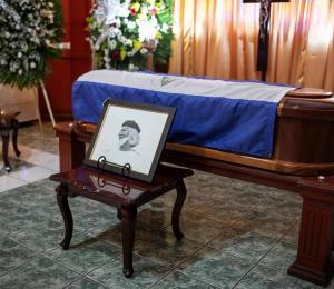 El entierro de Cardenal