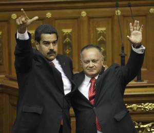 Diosdado Cabello, el teniente de las 94 palabras