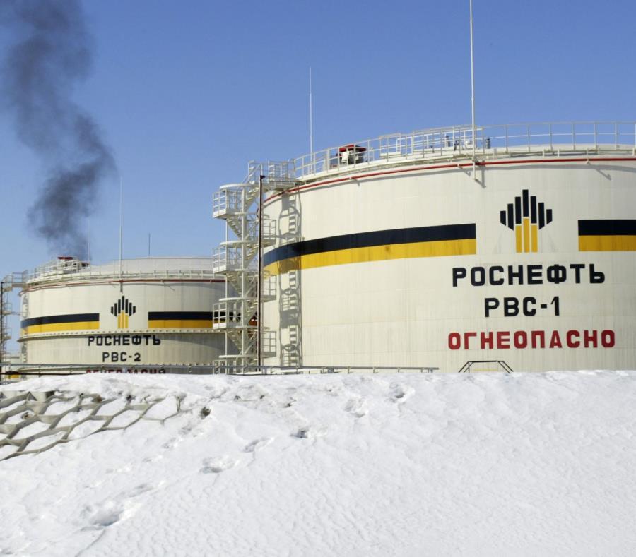 La petrolera rusa Rosneft cesará operaciones y venderá activos en Venezuela