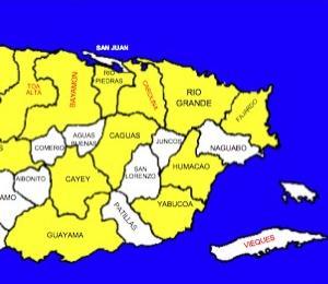 Los condados municipales
