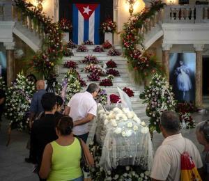 Cuba despide con honores a Alicia Alonso