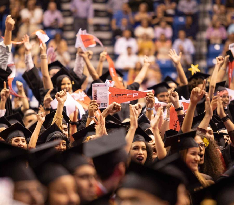 La Facultad de Ciencias Sociales, con 593, fue la unidad con más candidatos a graduación. (Suministrada) (semisquare-x3)