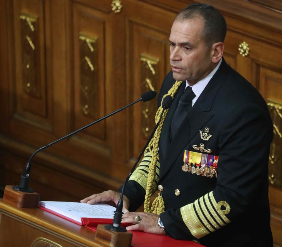 Venezuela denuncia que detectó 54 aviones de EU en su espacio aéreo