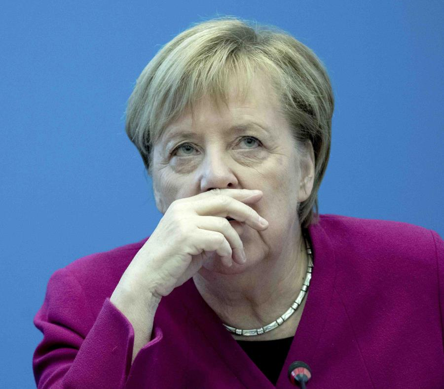 Angela Merkel es canciller de Alemania desde el 2005.  (AP) (semisquare-x3)