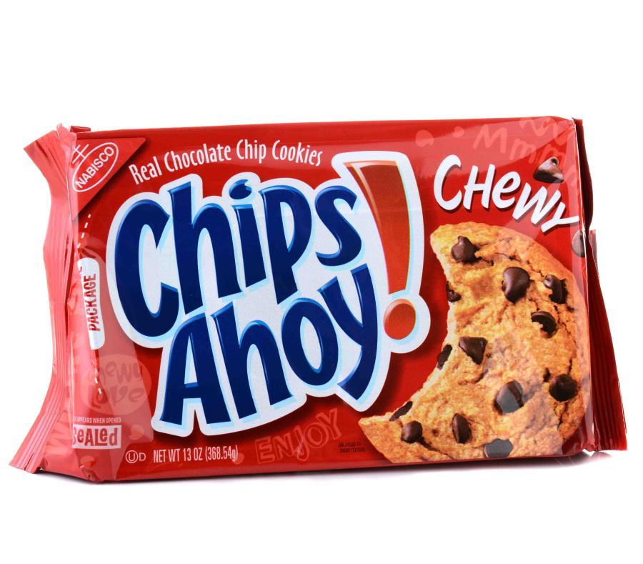 Mondelez Puerto Rico LLC aseguró que el portafolio de galletas Chips Ahoy que comercializa en la isla siguen disponibles. (Shutterstock) (semisquare-x3)