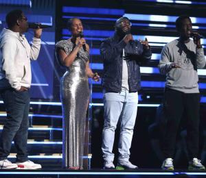 La entrega de los Premios Grammy comienza con tributo a Kobe Bryant