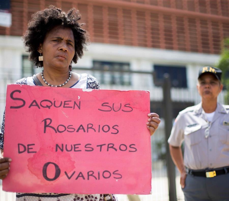 La República Dominicana es uno de los países de la región con mayores índices de muerte de mujeres relacionadas con el embarazo y parto (semisquare-x3)