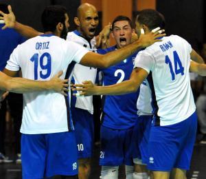 Selección de voleibol masculino jugará en el Grupo D del Mundial