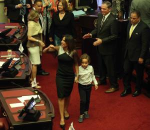 El Senado confirma a Lersy Boria como procuradora de las Mujeres