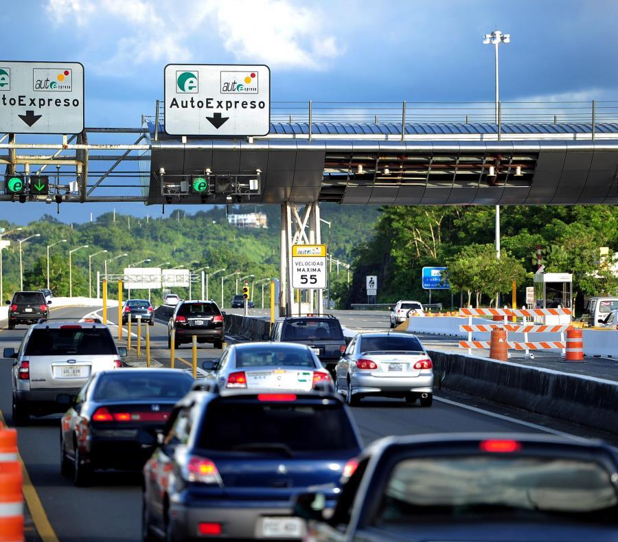 El secretario del DTOP, Carlos Contreras, dio hasta hoy a las compañías GILA y  Metropistas, encargadas del AutoExpreso, a rendir cuentas. (semisquare-x3)