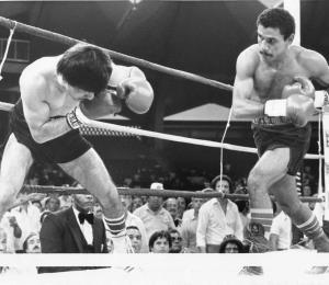 """""""Chapo"""" Rosario fue un prodigio en el ring pese a las distracciones"""