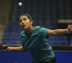 Adriana Díaz no logra derrotar a la número uno del mundo, Ning Ding