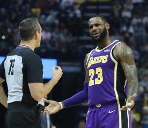 Claman que LeBron James no tiene el gen matador
