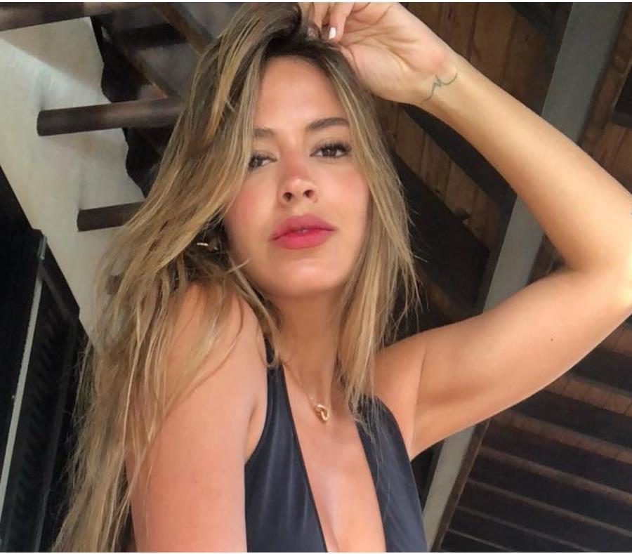 La modelo venezolana dio la cara y respondió a los ataques en Instagram. (Instagram/@shadelima) (semisquare-x3)