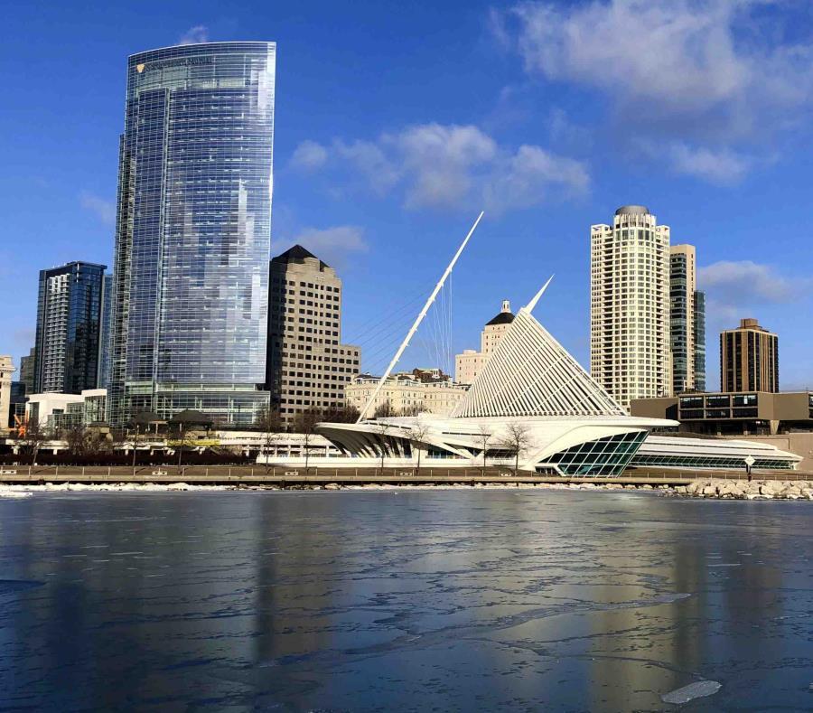 Milwaukee será una de las ciudades más pequeñas en hospedar una convención partidista. (AP) (semisquare-x3)
