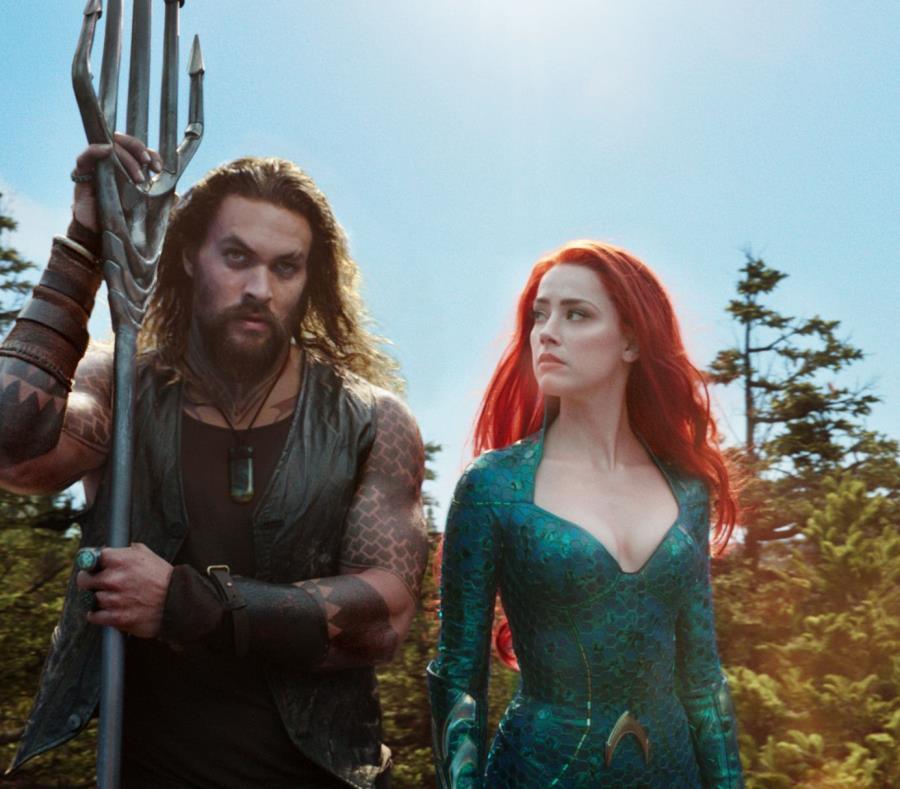 Aquaman continúa dominando las taquillas de Norteamérica