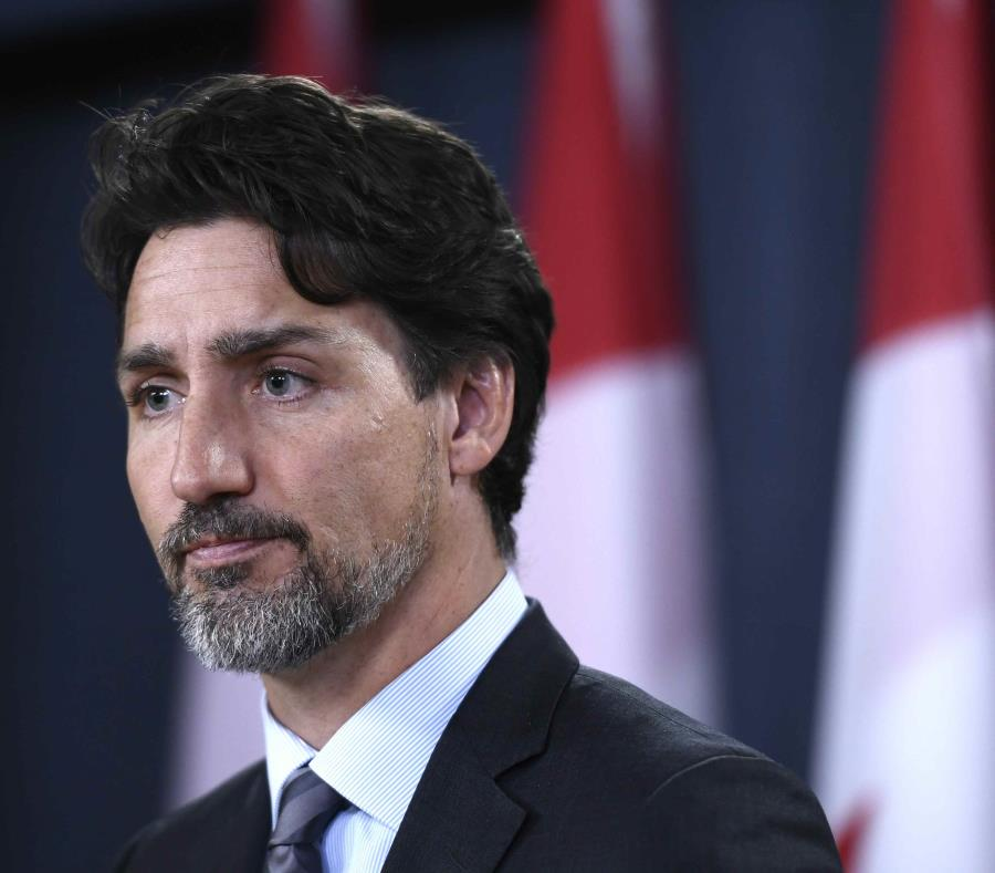 Trudeau exige a Irán indemnizar a familias por vuelo que derribó