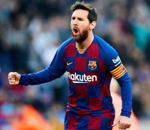 Messi dona más de un millón de dólares para la lucha contra el coronavirus