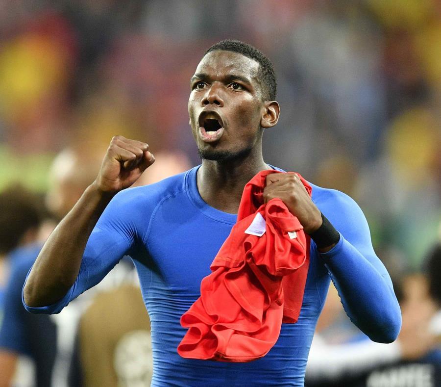 Paul Pogba, jugador de la selección de Francia. (AP) (semisquare-x3)