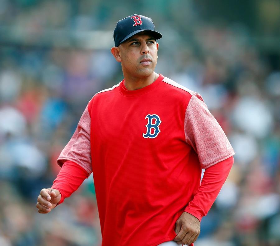 Medias Rojas gana el primero ante Yankees