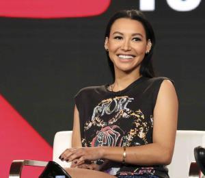 "Se divorcia la actriz Naya Rivera de la serie ""Glee"""