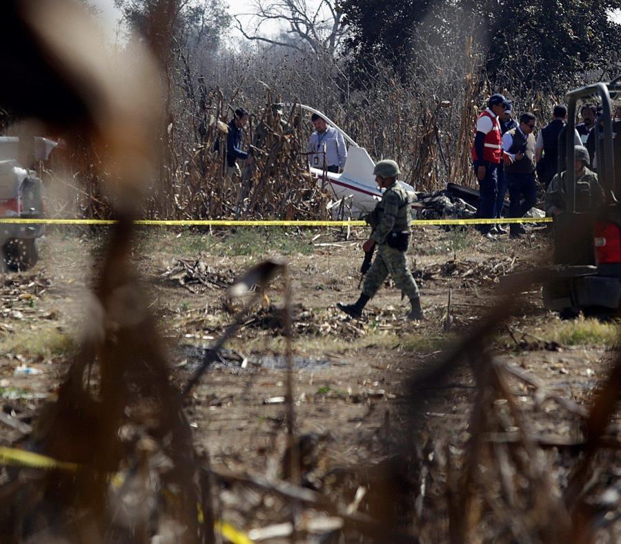 Expertos de Canadá investigarán el accidente en el que murió la gobernadora mexicana (semisquare-x3)