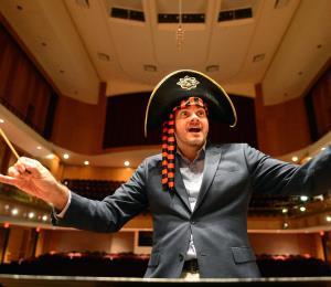 La Orquesta Camerata Filarmónica interpretará un repertorio de temas de películas de horror