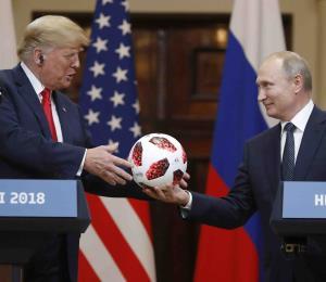 "Donald Trump dice que cumbre con Vladimir Putin fue ""buenísima"""