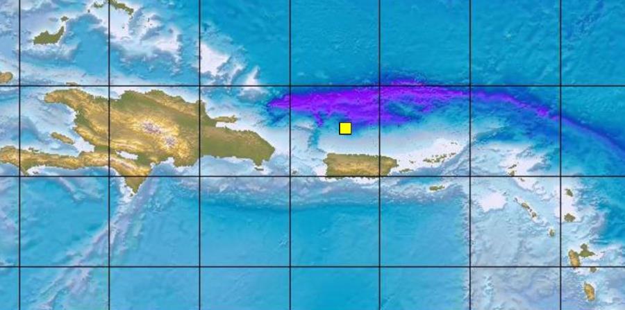 Registran temblor al noroeste de Puerto Rico (horizontal-x3)