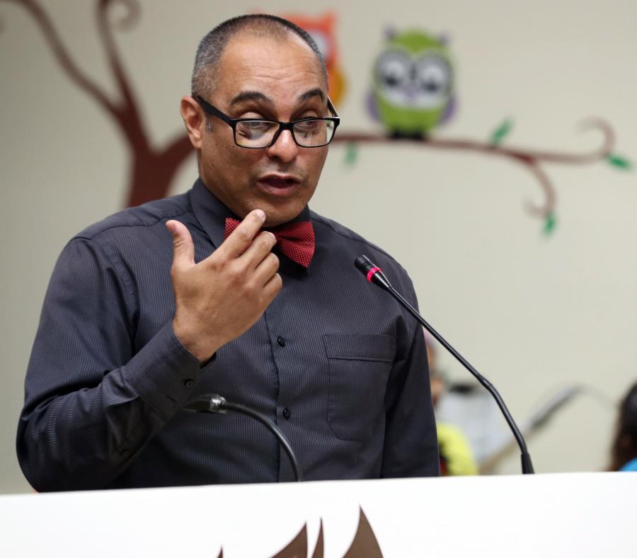El doctor Eligio Hernández Pérez podría ser nombrado por el Senado como secretario del Departamento de Educación. (GFR Media) (semisquare-x3)