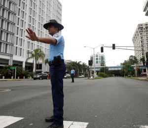 Nuestros héroes los policías