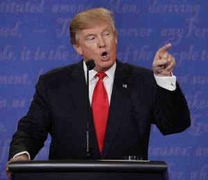 ¿Que dirían sobre el súper ego de Trump?