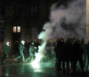 Qué está pasando en la Francia huelguista