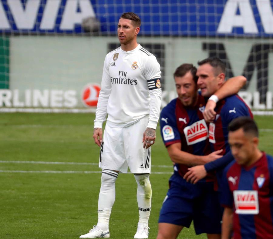 El Real Madrid en busca de la normalidad en Champions — Fútbol español
