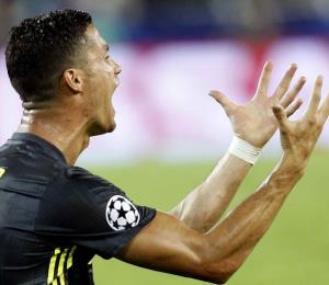 Cristiano Ronaldo purgará una sanción de un partido en la Champions