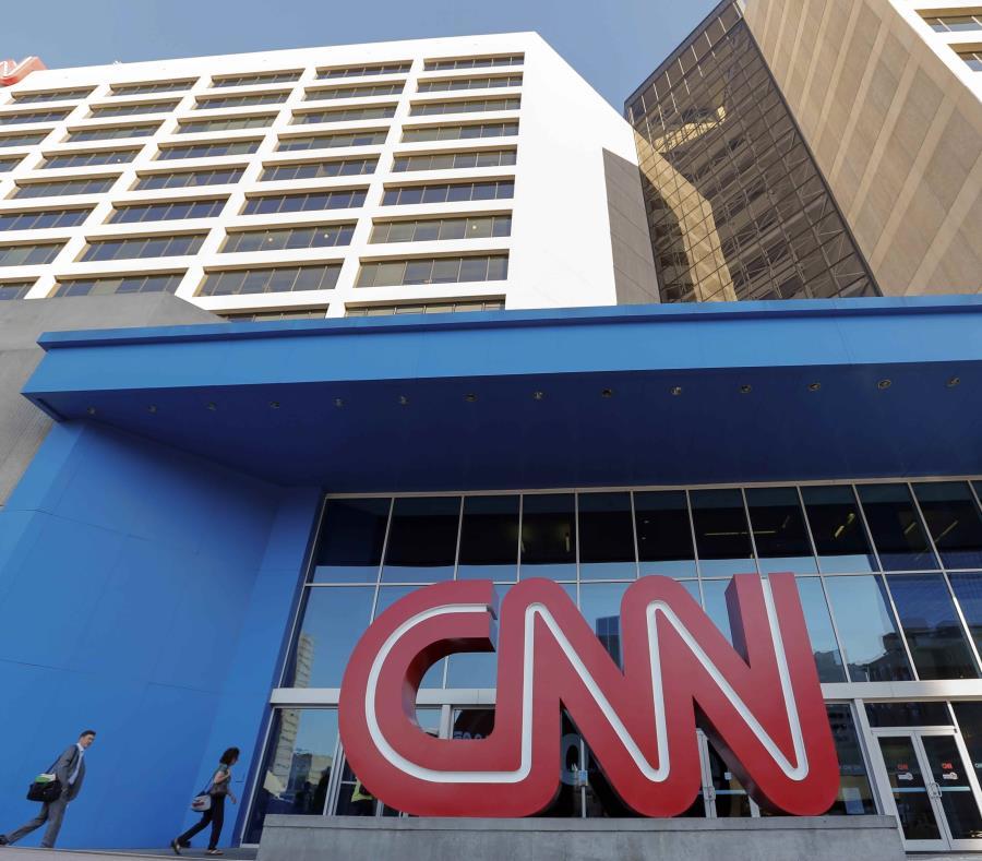 La sede de CNN en Atlanta. (GFR Media) (semisquare-x3)