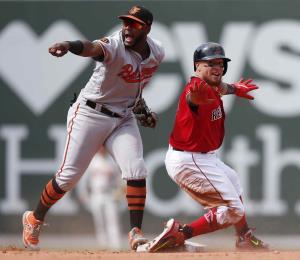 Christian Vázquez aporta a la victoria de los Red Sox de Boston