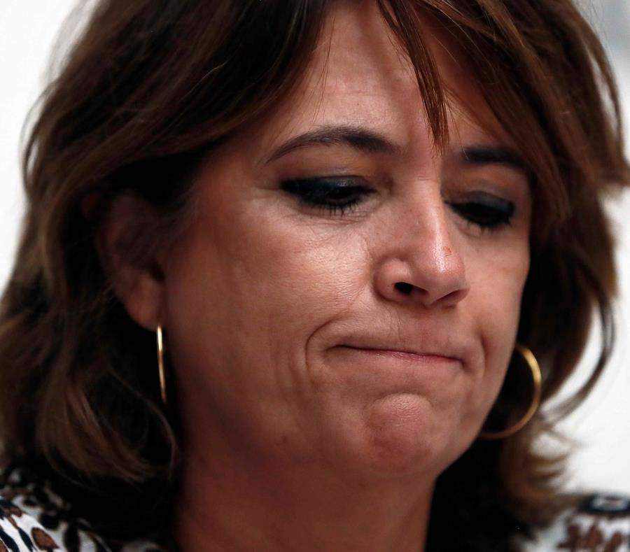 La ministra de Justicia, Dolores Delgado (semisquare-x3)