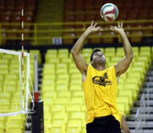 El voleibolista Fernando Morales jugará en Grecia