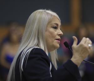 Wanda Vázquez pide más enmiendas al proyecto de Ley de Armas