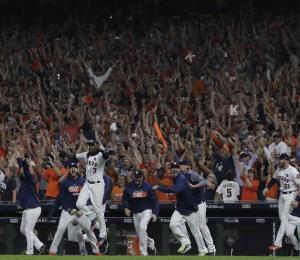 Los Astros van a la Serie Mundial