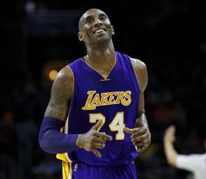 La brillante carrera de Kobe Bryant