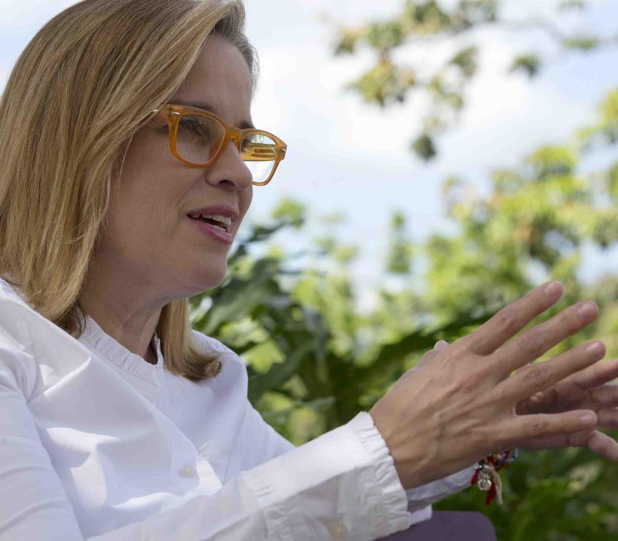 Carmen Yulín Cruz, alcaldesa de San Juan. (GFR Media) (semisquare-x3)