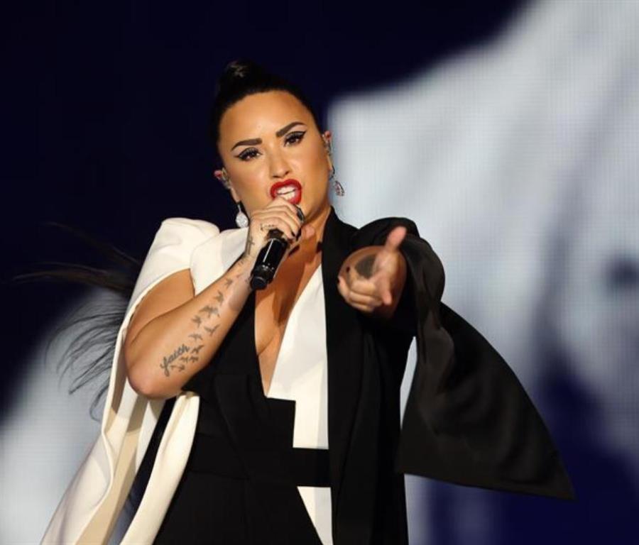 Demi Lovato sufrió una sobredosis de droga en julio pasado. (semisquare-x3)