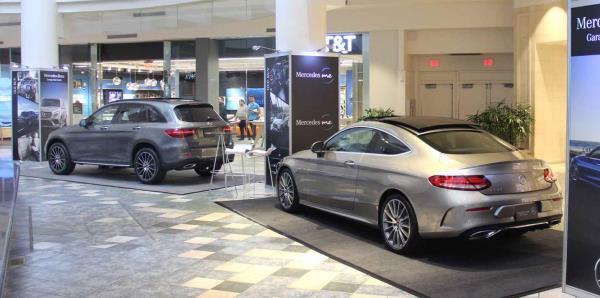 Garage Isla Verde presenta modelos Mercedes-Benz de 2019