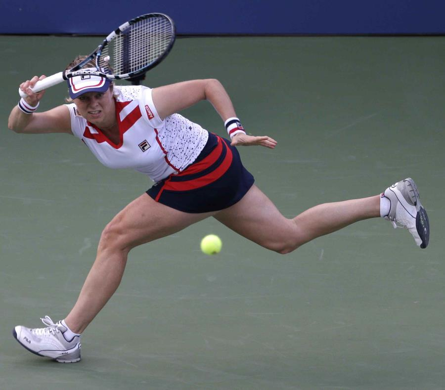 Kim Clijsters revela que volverá al tenis profesional a los 36 años