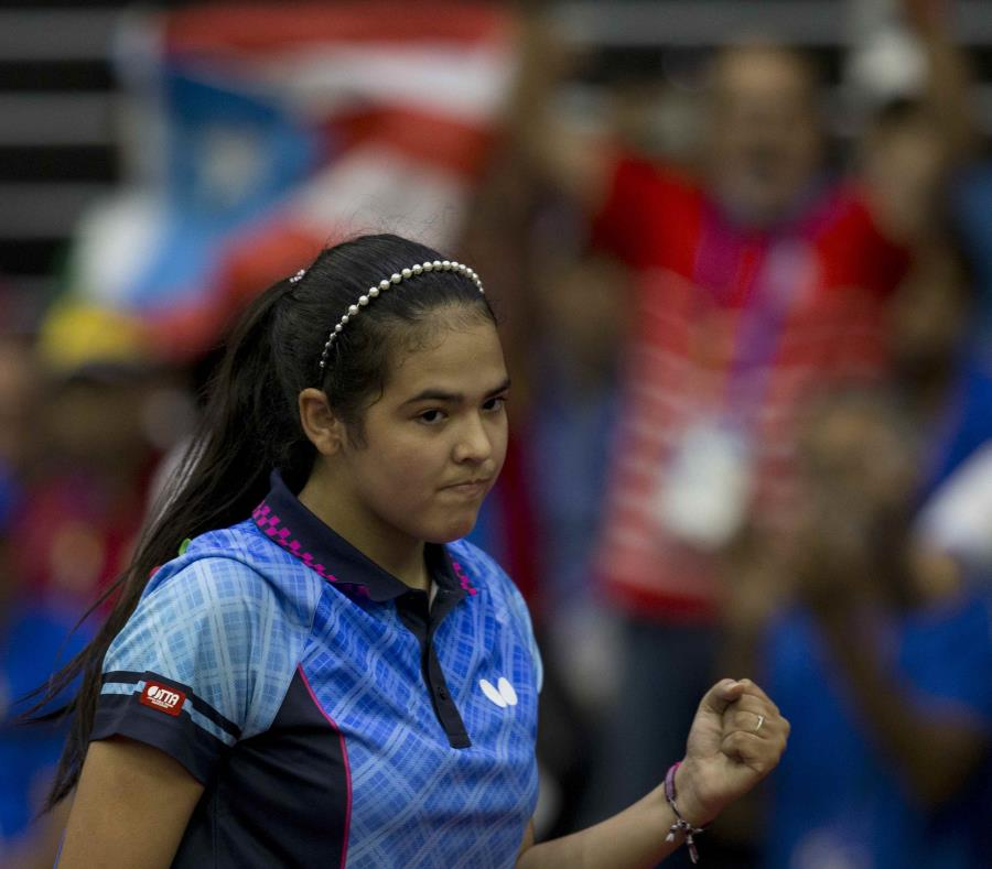 Adriana Díaz jugará mañana en los octavos de final. (GFR Media) (semisquare-x3)